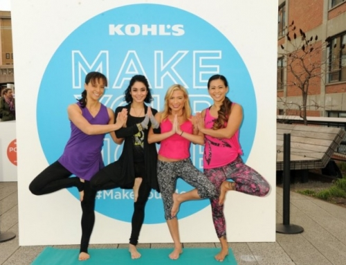 Launch of Kohl's Exclusive Gaiam Apparel Collection