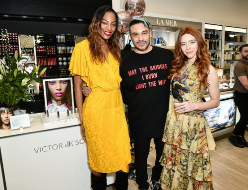 Victor dE Souza Launches Luxury Lipstick Collection at Cos Bar