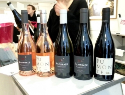 Wines of Corsica Tasting and Art Exhibition at Openhouse Gallery