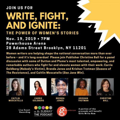 Write, Fight, and Ignite: The Power of Women's Stories
