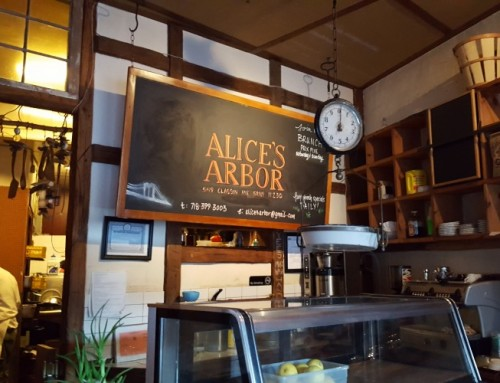 Alice's Arbor: Farm to Table in Brooklyn's Clinton Hill