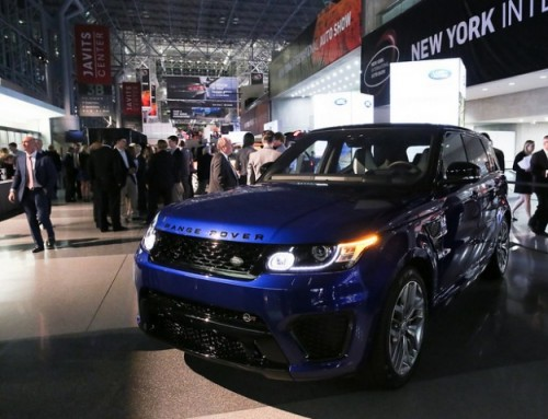New York International Auto Show: 18th Annual Gala Preview Hosted by the East Side House Settlement