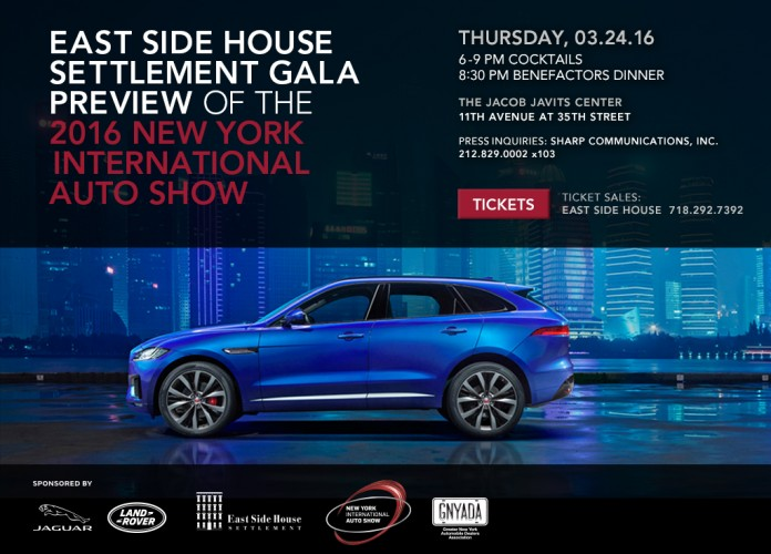 17th Annual Gala Preview to the New York International Auto Show