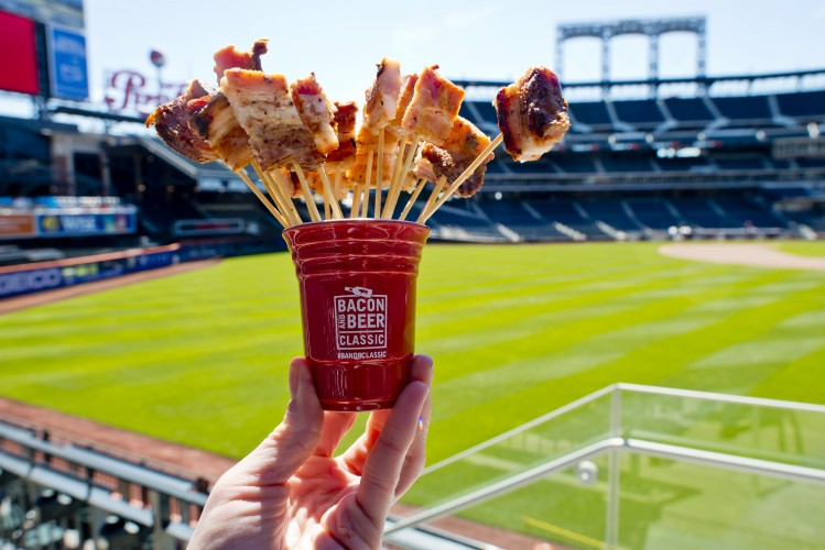 Bacon and Beer Classic at Citi Field