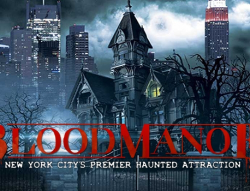 Halloween 2015: Blood Manor Haunted House Preview