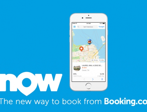 Spontaneous Travel with Booking Now from Booking.com