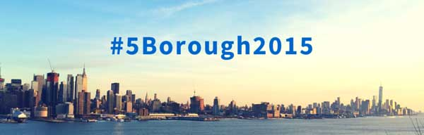 5 Borough Instagram Meet 2015