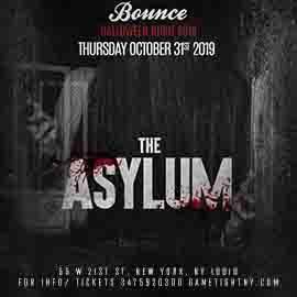 Bounce NYC Halloween