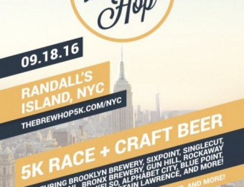 The Brew Hop: 5K + Craft Beer Festival