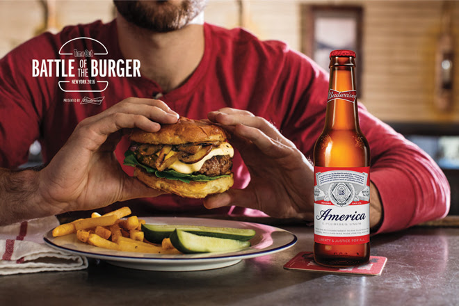 Time Out New York's Battle of the Burger presented by Budweiser