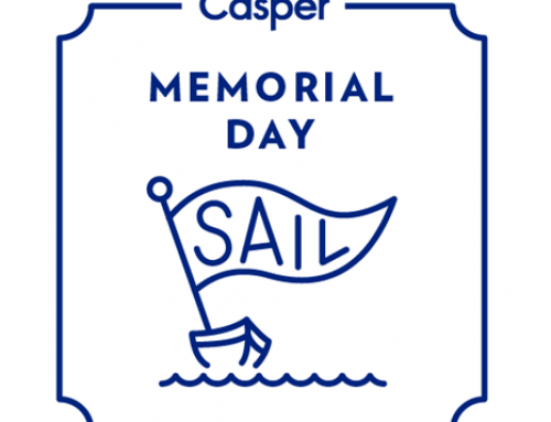 Memorial Day Sail with Casper