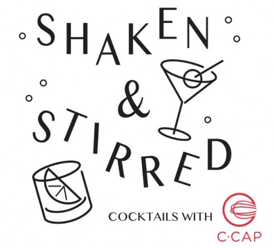 Shaken & Stirred: Cocktails with C-CAP