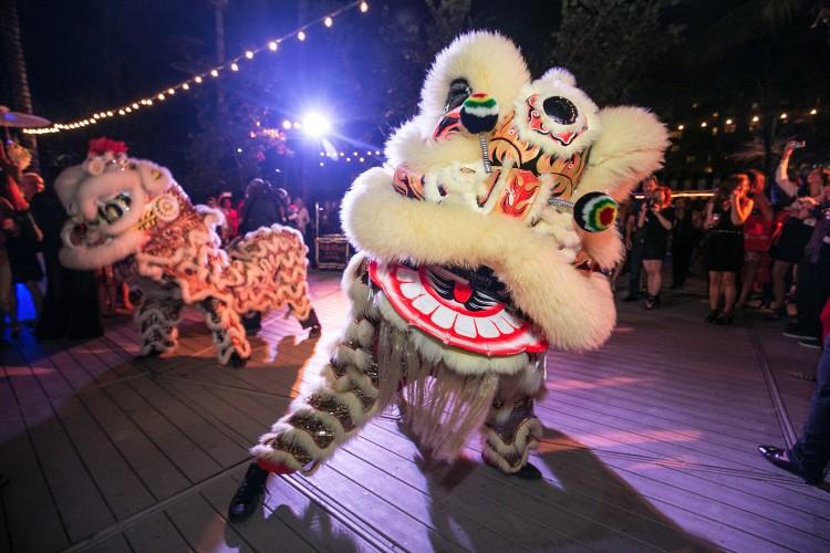 LUCKYRICE 2017 Lunar New Year's Eve Bash