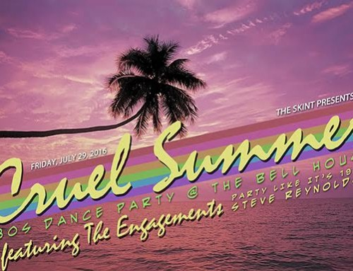 the skint presents: Cruel Summer 80s Dance Party