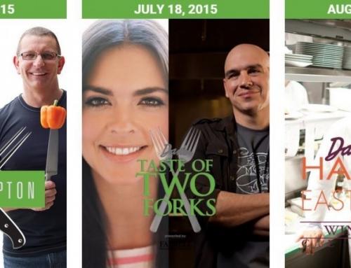 2015 Dan's Taste of Summer in the Hamptons