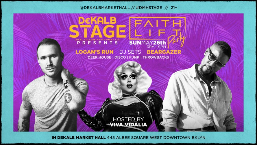 Faith Lift Party Takes over DeKalb Stage