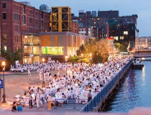 Don't Forget! Dîner En Blanc New York City 2019