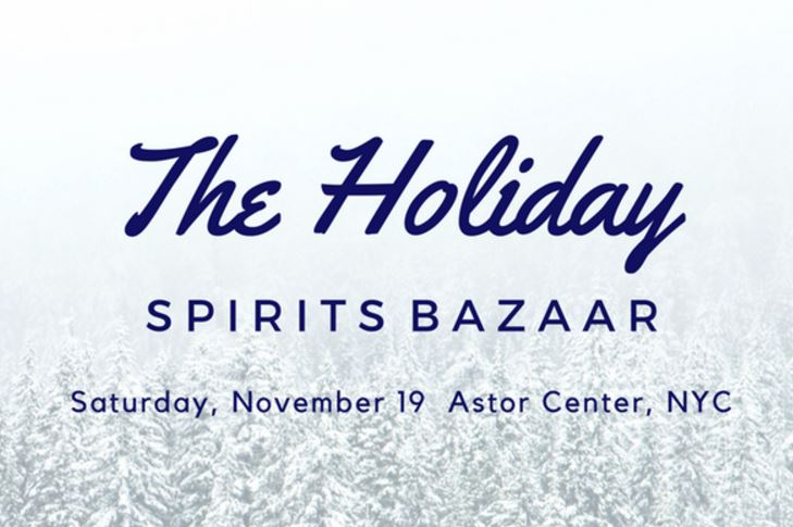 7th Annual Holiday Spirits Bazaar
