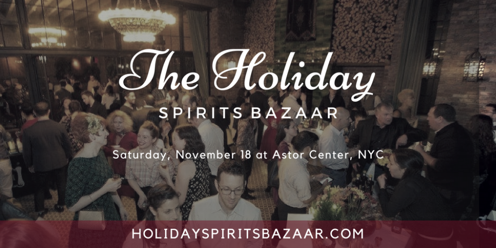 8th Annual Holiday Spirits Bazaar with the Dizzy Fizz