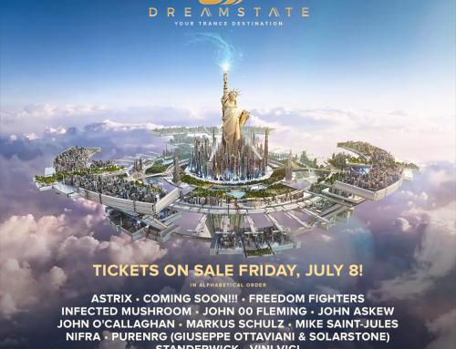 Giveaway: 2 Tickets to Dreamstate New York 2016!