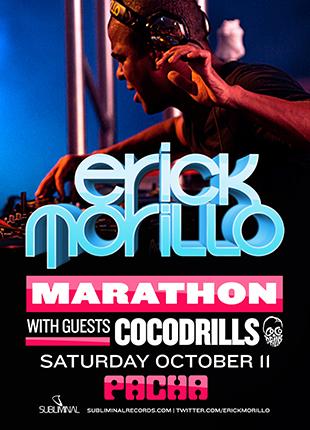 Erick Morillo at Pacha NYC