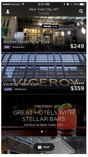 Hoteltonight The Amazing For Last Minute Nyc Hotel Reservations