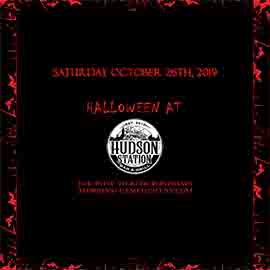 Hudson Station NYC Halloween Party