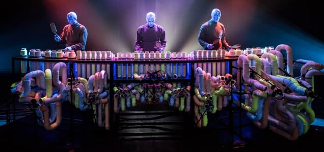 Blue Man Group: Ready…Go!