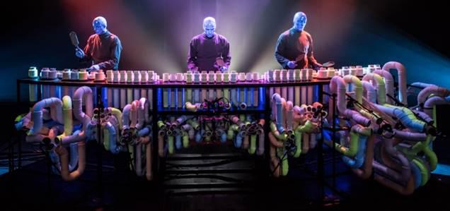 Blue Man Group: Ready…Go!