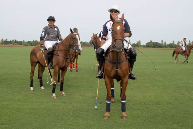 Hamptons Cup at the Bridgehampton Polo Club Hosted by Kelly Bensimon