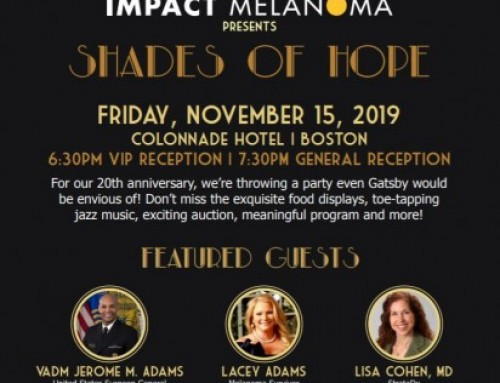 IMPACT Melanoma: 2019 Shades of Hope Gala