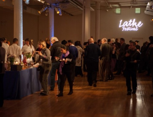 The 8th Annual Latke Festival