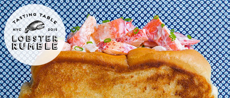 Tasting Table's 2015 Lobster Rumble NYC