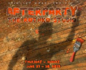 Afterparty: The Rothko Studio