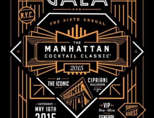 2015 Manhattan Cocktail Classic: Opening Night Gala at the Cipriani Ballroom