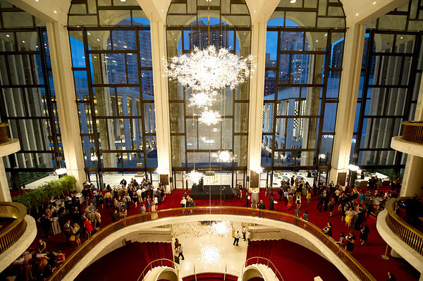 2014 Young Associates Preview Party at the Metropolitan Opera House