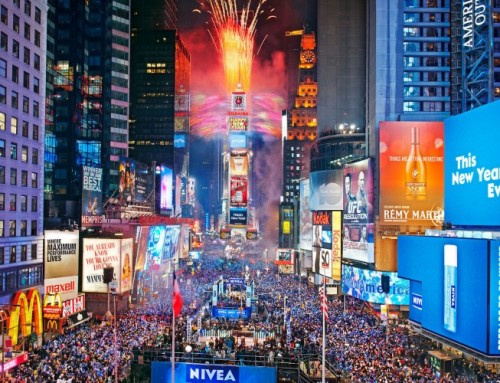 Where to Celebrate NYE 2017 in NYC!