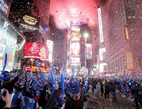 New Year's Eve 2016 in NYC