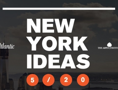 2015 New York Ideas with the Atlantic and the Aspen Institute