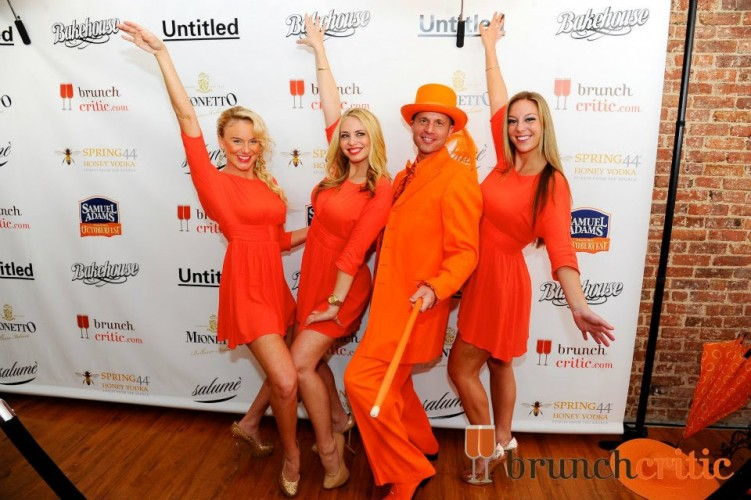 BrunchCritic's 3rd Signature ORANGE Brunch Gala