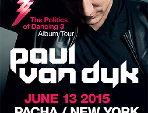 Giveaway: 2 Tickets to Paul Van Dyke at Pacha NYC