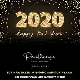 Ravel Penthouse 808 New Years Eve NYE 2020