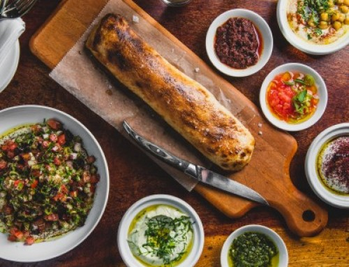 Bustan: Upper West Side Mediterranean Cuisine