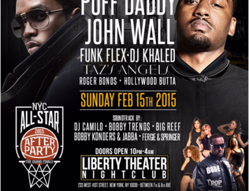 Puff Daddy, John Wall and DJ Khaled Host 'The Grand Finale'