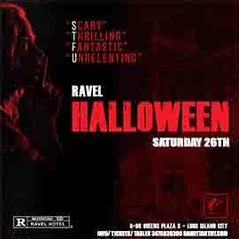 Ravel Penthouse 808 Halloween Party