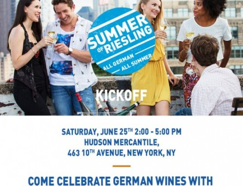 Summer of Riesling Kickoff with Thrillist