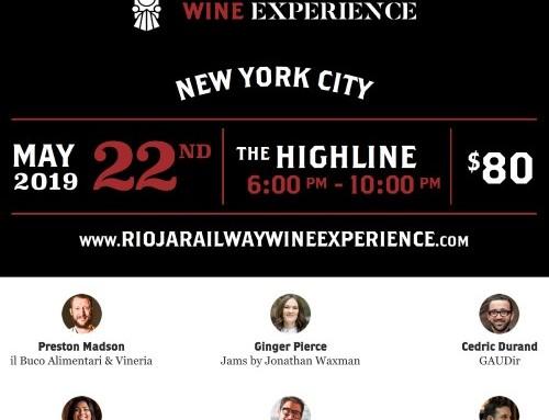 Rioja Railway Wine Experience