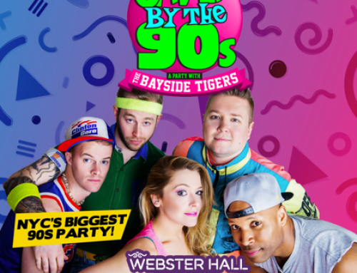 Saved by the 90s at Webster Hall