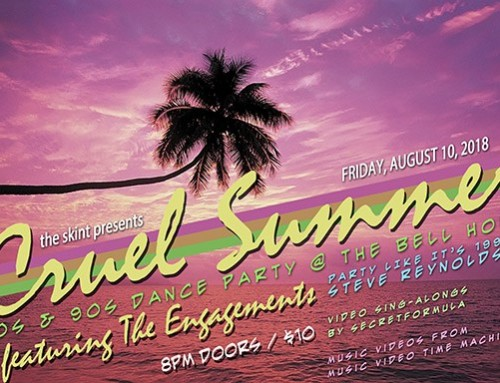 the skint presents: Cruel Summer: 80s + 90s Dance Party at The Bell House