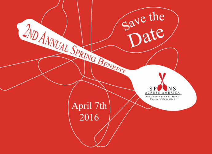 Spoons Across America 2nd Annual Spring Benefit